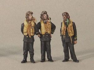 GM72019 Fleet Air Arm Pilots(Early WWII)